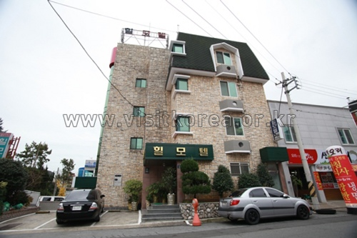 Hill Motel (힐)[한국관광품질인증/ Korea Quality]