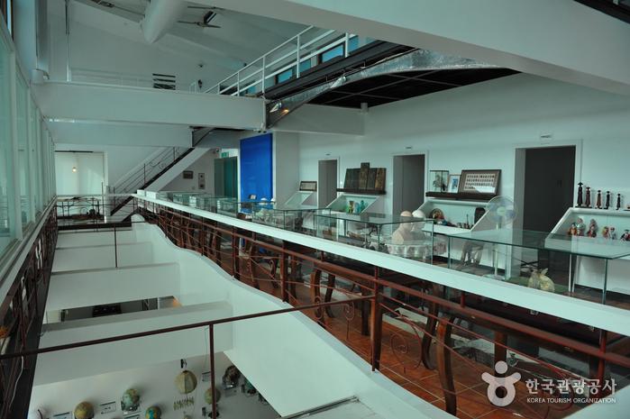 호야지리박물관