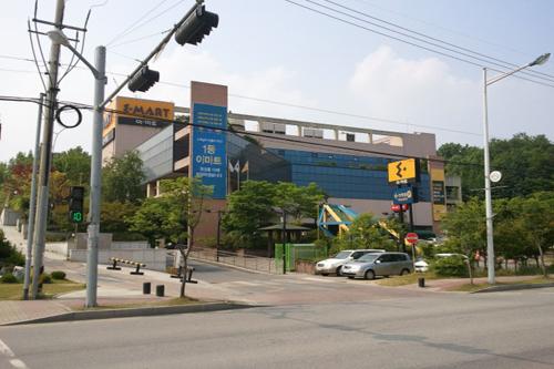 E-MART - Cheongju Branch (이마트 - 청주점)