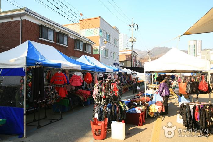 용문천년시장 / 용문전통시장 (5, 10일)