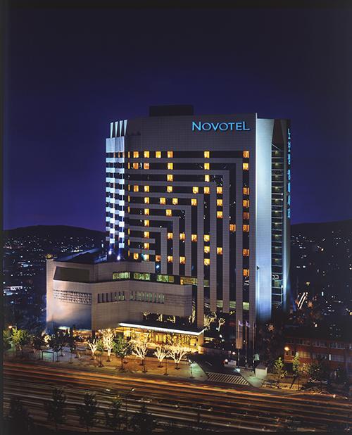 Novotel Ambassador Doksan (노보텔 앰배서더 독산)