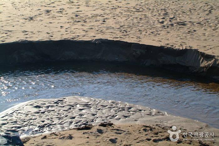 Пляж Хвасун Кымморэ (화순 금모래 해변)5