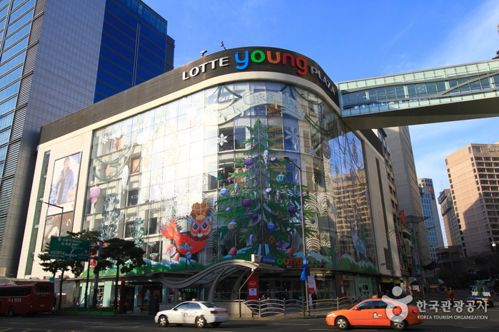 Grandes Almacenes Lotte Young Plaza (롯데백화점 영플라자)
