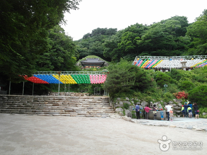Seokguram Grotto [UNESCO World Heritage] (경주 석굴암)