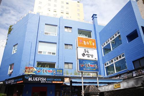 Blue Fish Guesthouse - Goodstay (블루피쉬 게스트하우스 [우수숙박시설 굿스테이])