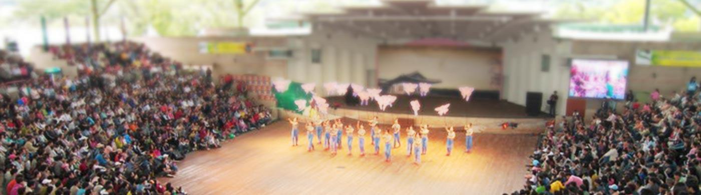 세계의 어릿광대가 모여 신명난 춤판을 벌인다 사진