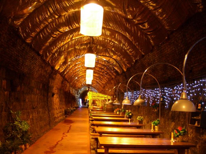 Винный туннель Чхондо (청도 와인터널)3