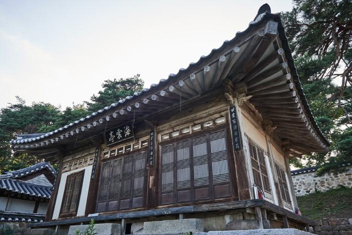 강릉 해운정 사진5