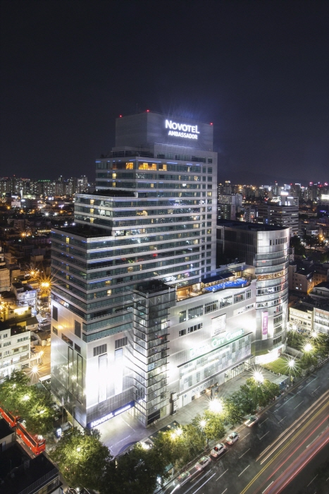 Novotel Ambassador Daegu (노보텔 앰배서더 대구)