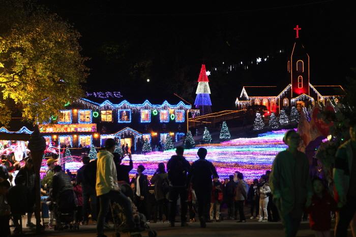 허브아일랜드 불빛동화축제 2018  사진11