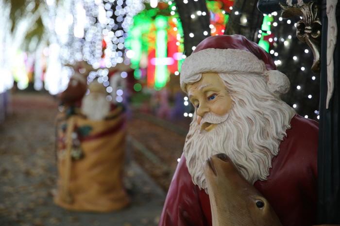 청도 프로방스 크리스마스 산타마을 빛축제 2018  사진12