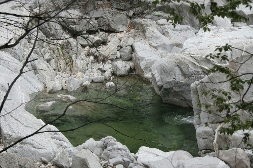 Seoraksan National Park (NaeSeorak; Inner Seorak) (설악산국립공원 (내설악))