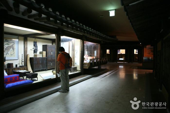 Museo Folclórico de Andong (안동민속박물관)