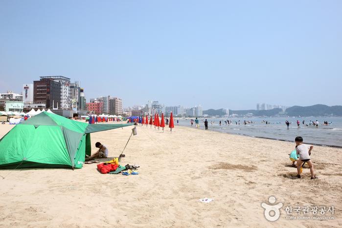 Yeongildae Beach (영일...