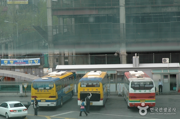 Anyang Intercity Bus Terminal (안양시외버스터미널)