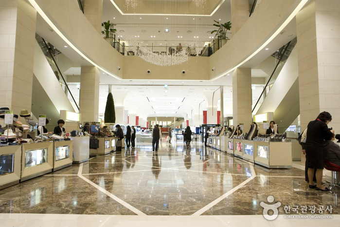 Shinsegae Department Store - Centum City Branch ( - )