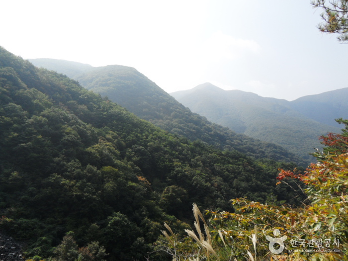 Gajisan Provincial Park - Miryang Section (가지산도립공원(밀양))