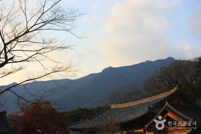 Berg Yeongchuksan (영축산)