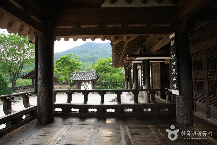 Casa del Aristócrata Choi (최참판댁)25