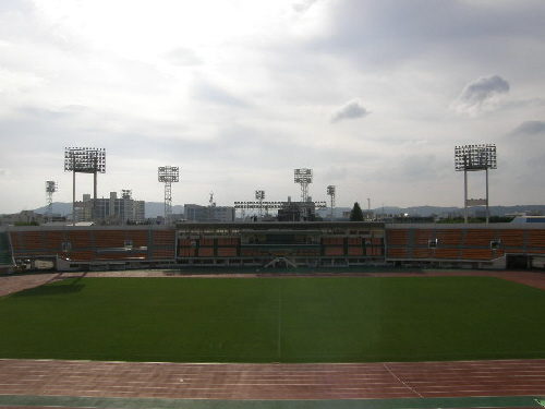 Daegu Citizen Stadium (Baseball Stadium)
