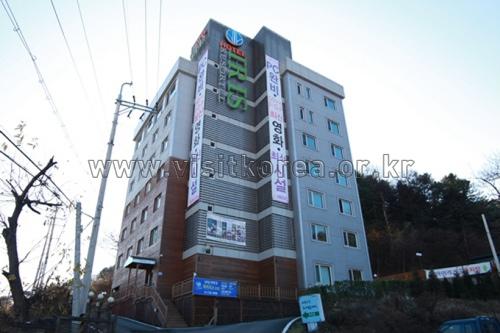 Iris Hotel - Goodstay (아이리스 호텔[우수숙박시설 굿스테이])