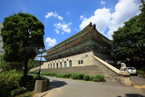Sejong University Museum ( )