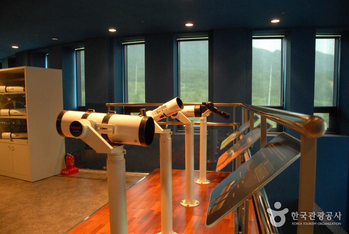 Observatorio Central de Corea (국토정중앙천문대)