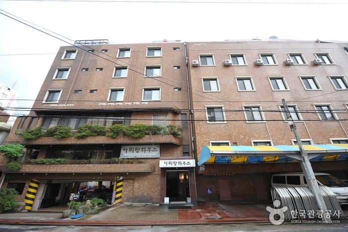 クムス荘観光ホテル(금수장관광호텔)