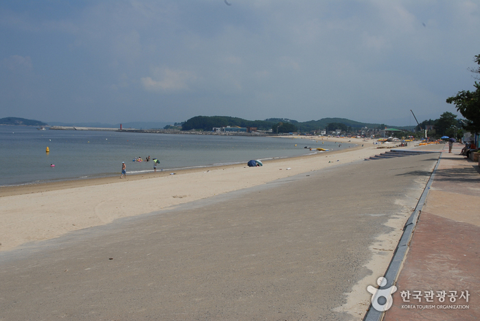 Muchangpo Beach (무창포...