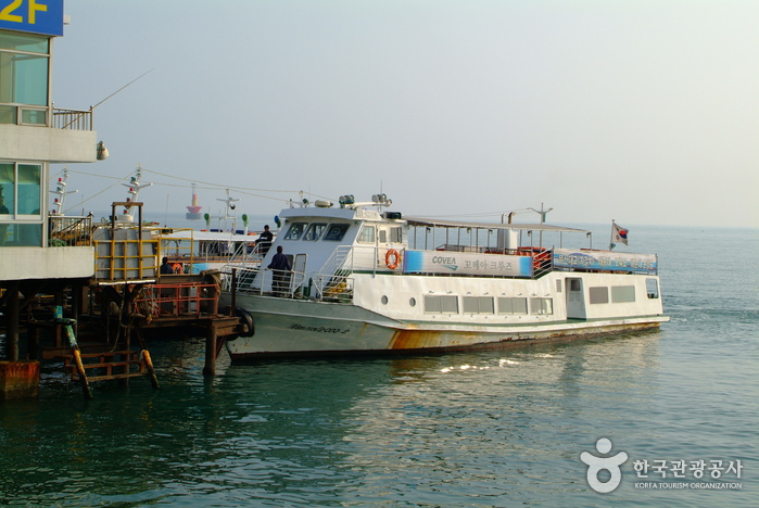 Haeundae Cruise Boat...