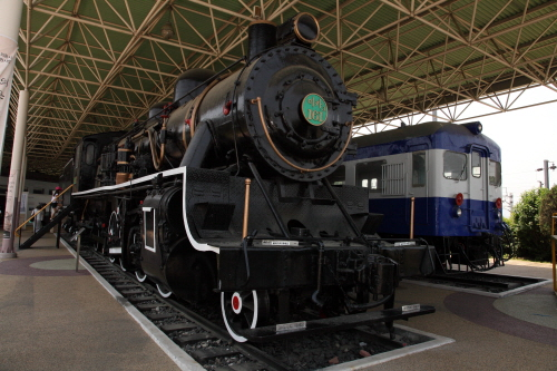 Railroad Museum (철도박물관)