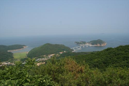 Insel Muuido (무의도)