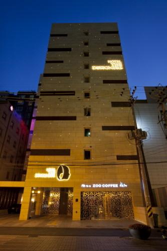 Hotel The Designers - Samseong Branch (호텔 더 디자이너스 삼성점)