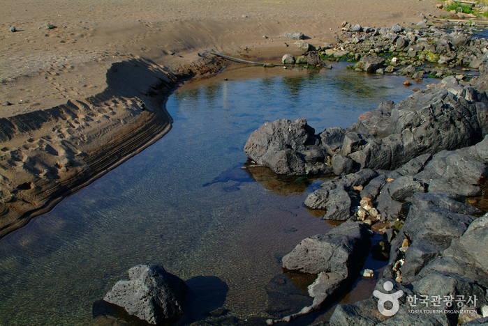 Пляж Хвасун Кымморэ (화순 금모래 해변)6