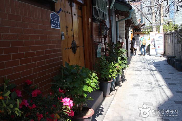 Информационный центр по проживанию в корейском доме ханок (한옥체험살이 안내센터)3