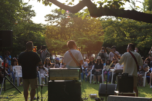 Bukchon Music Festival (북촌뮤직페스티벌)