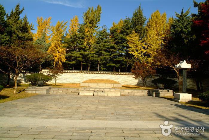 Парк Тосан (도산공원)9