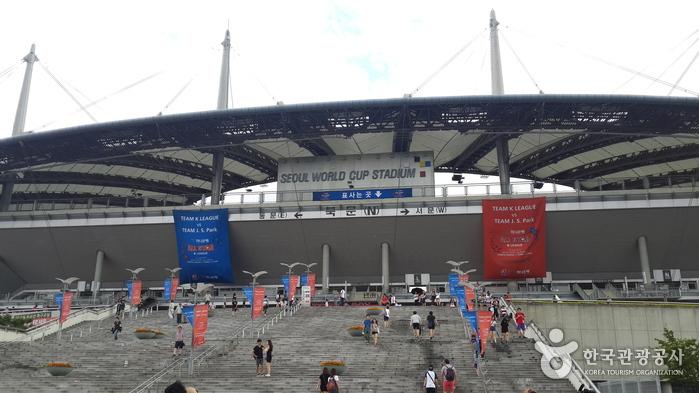 Seoul World Cup Stadium (서울월드컵경기장)
