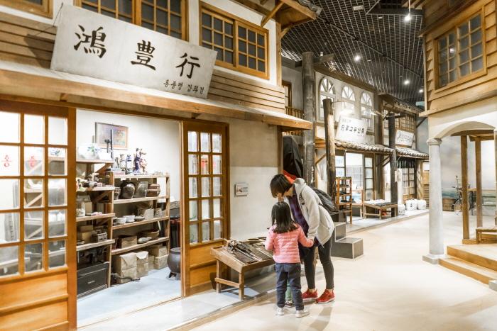 군산근대역사박물관 근대생활관