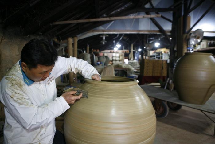 Деревня гончарных изделий на горе Вегосан (외고산옹기마을)36