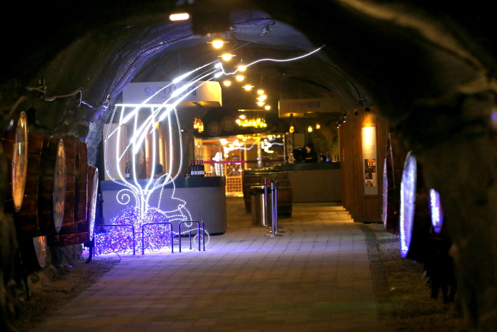 Höhle Gwangmyeong (광명동굴)