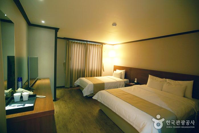 梨花ホテル[韓国観光品質認証](이화호텔[한국관광품질인증제/ Korea Quality])