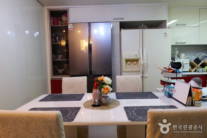 Garosugil Homestay (가로수길 홈스테이) [한국관광품질인증/Korea Quality]