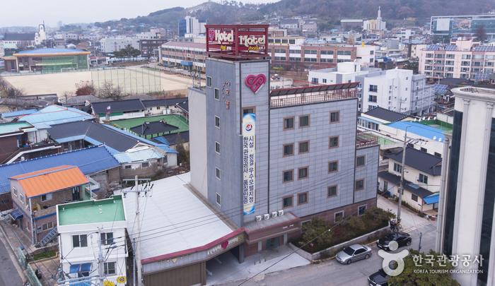シャニーモーテル[韓国観光品質認証](샤니모텔[한국관광품질인증/Korea Quality])