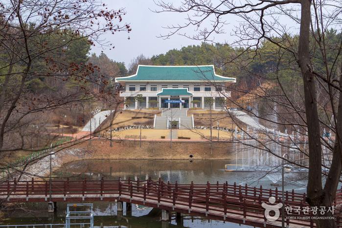 Чхоннамдэ (청남대)