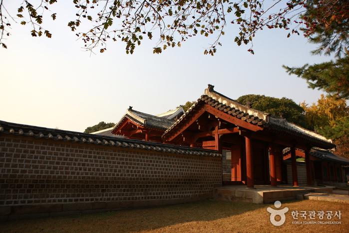 宗廟 [UNESCO世界文化遺產](종묘 [유네스코 세계문화유산])
