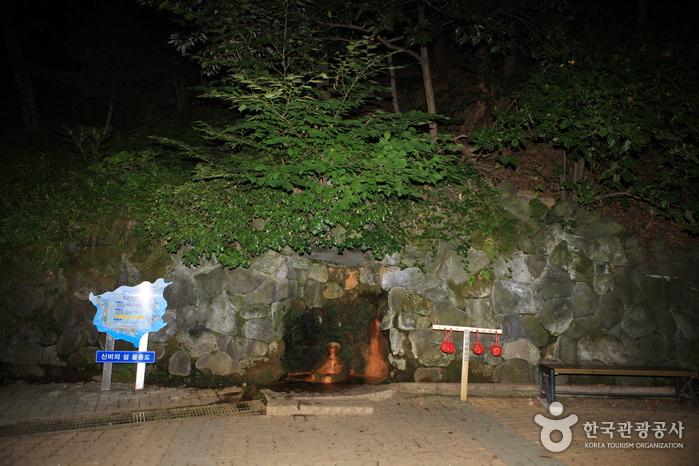 Dodong-Heilquelle (도동약수터)