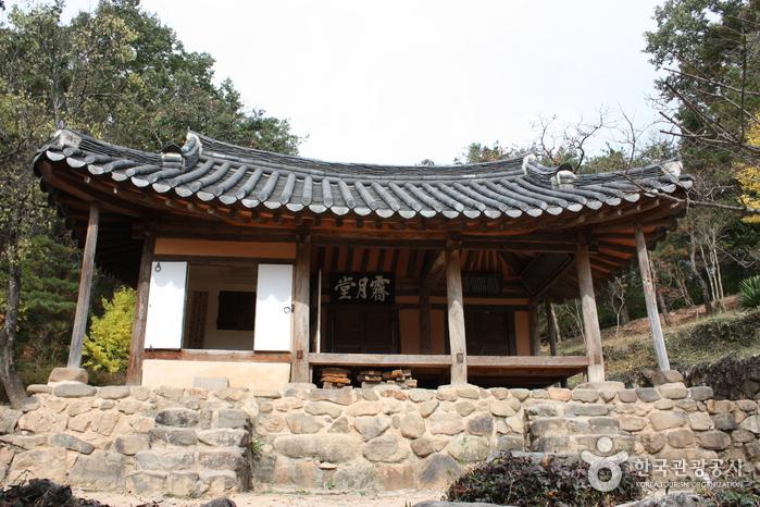 Soswaewon Garden (담양 소쇄원)