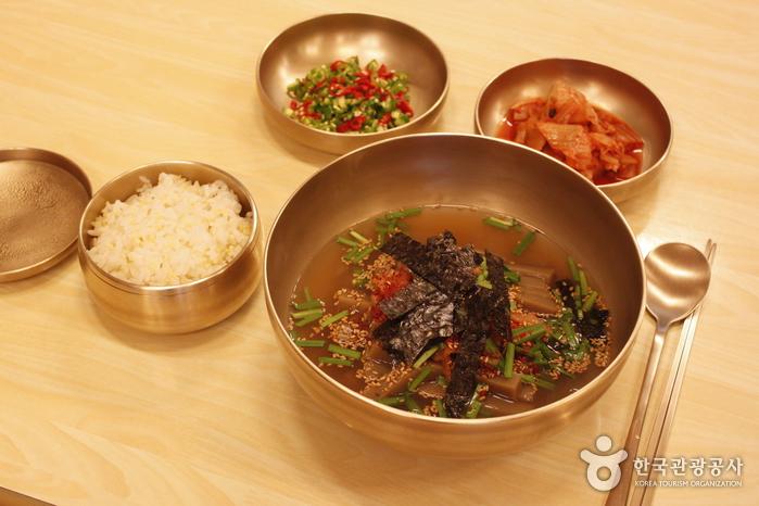 궁나라냉면묵밥