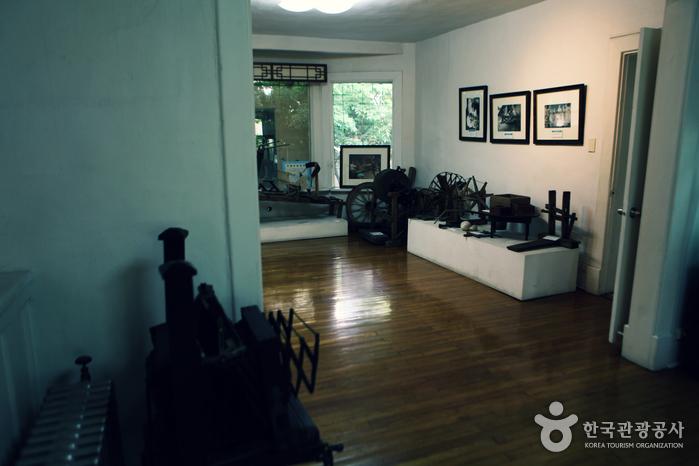 교육역사박물관 내부